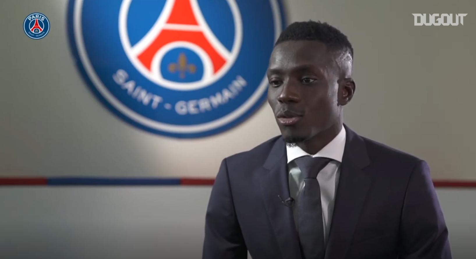 Football - Transferts - Les premiers mots d'Idrissa Gueye, nouvelle recrue du PSG : «Un honneur et une fierté»