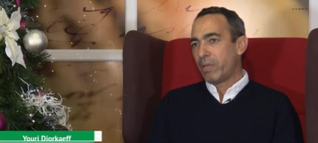 Football - Transferts - Ligue des champions : Djorkaeff ne voit pas la Juventus sacrée au printemps prochain