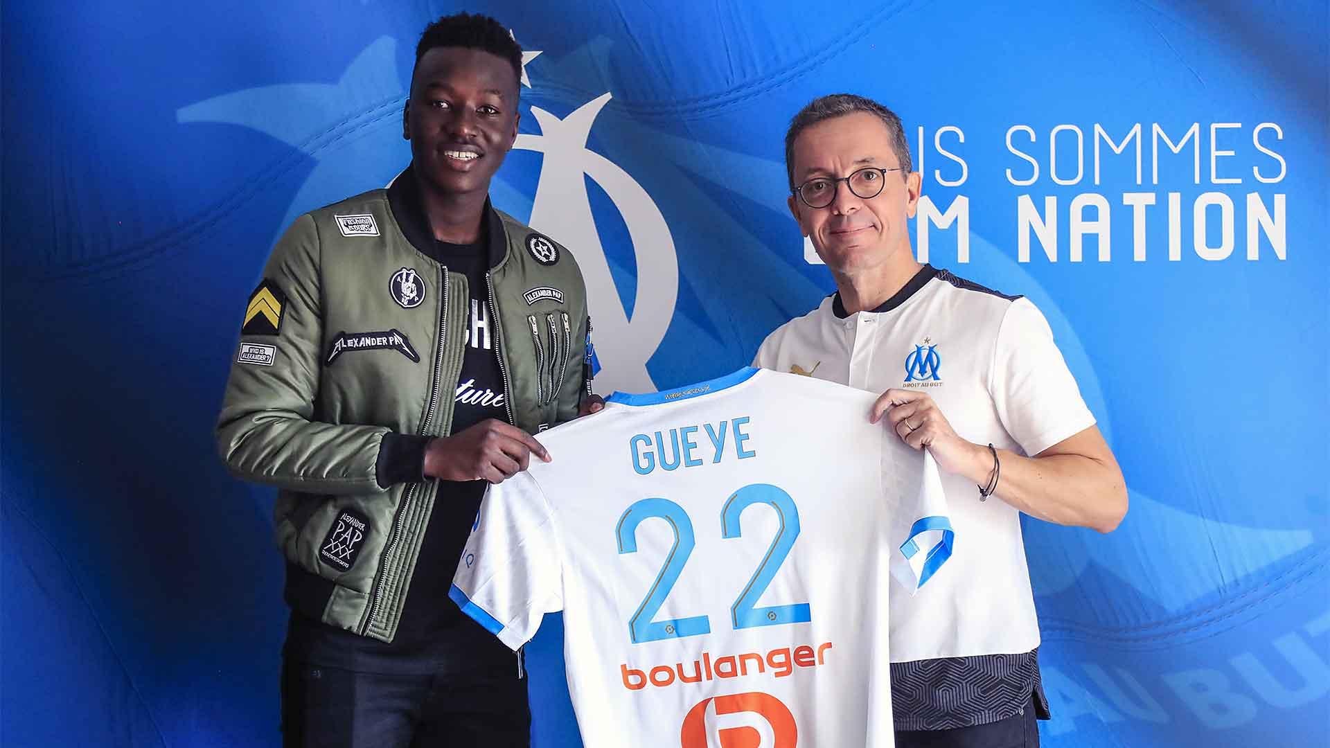 Football - Transferts - Malgré les rumeurs de rachat, l'OM entame son mercato et signe Pape Gueye