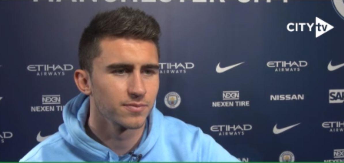 Football - Transferts - Manchester City : Laporte veut «apprendre et progresser» grâce à Guardiola