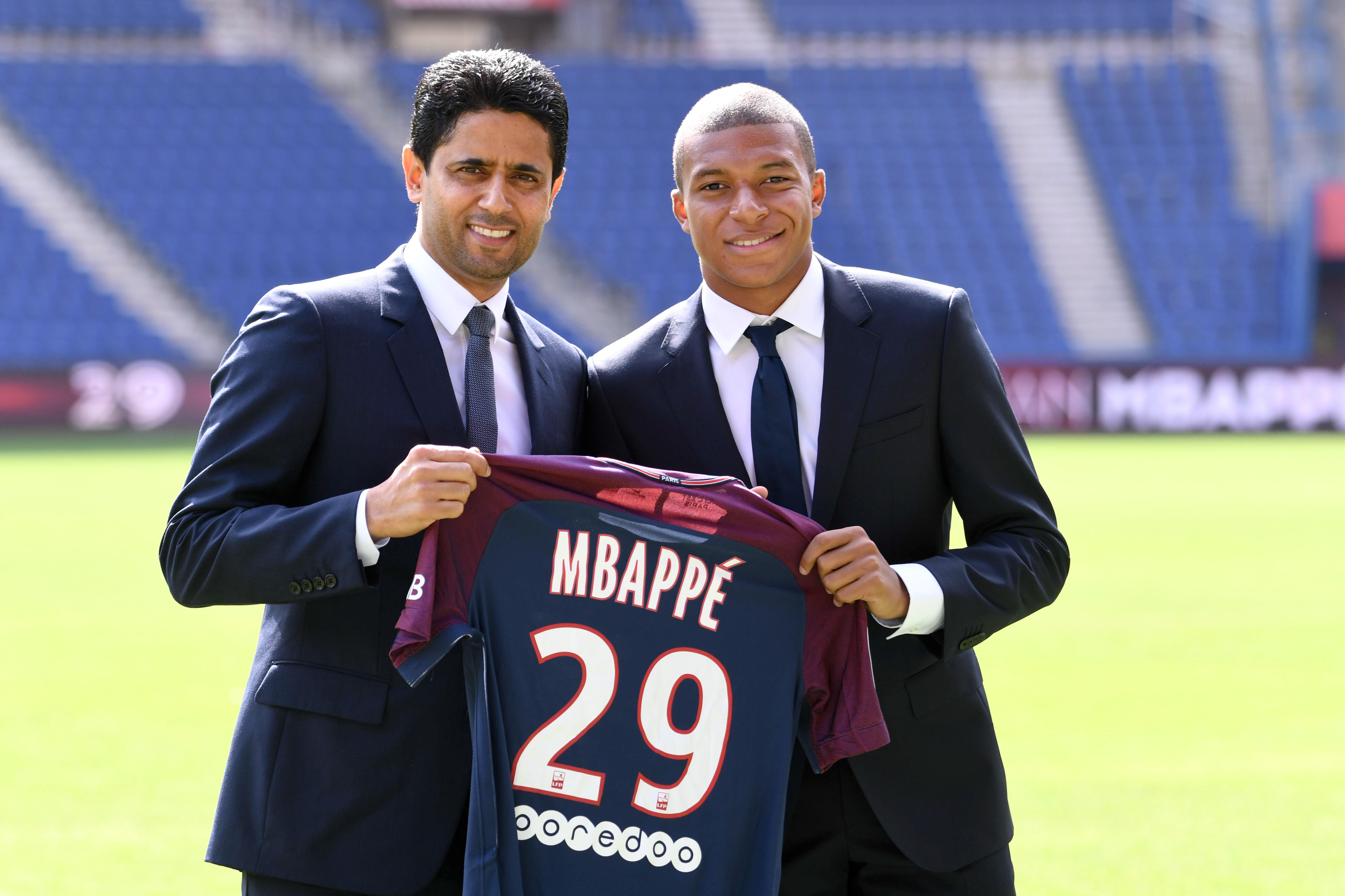 Football - Transferts - Mbappé au PSG: les dessous croustillants de son contrat