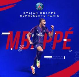Kylian Mbappé (180 M€)