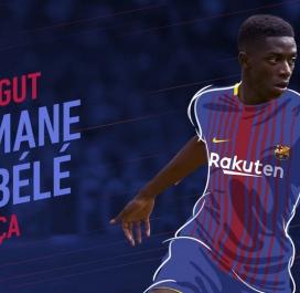 Ousmane Dembélé (145 M€)