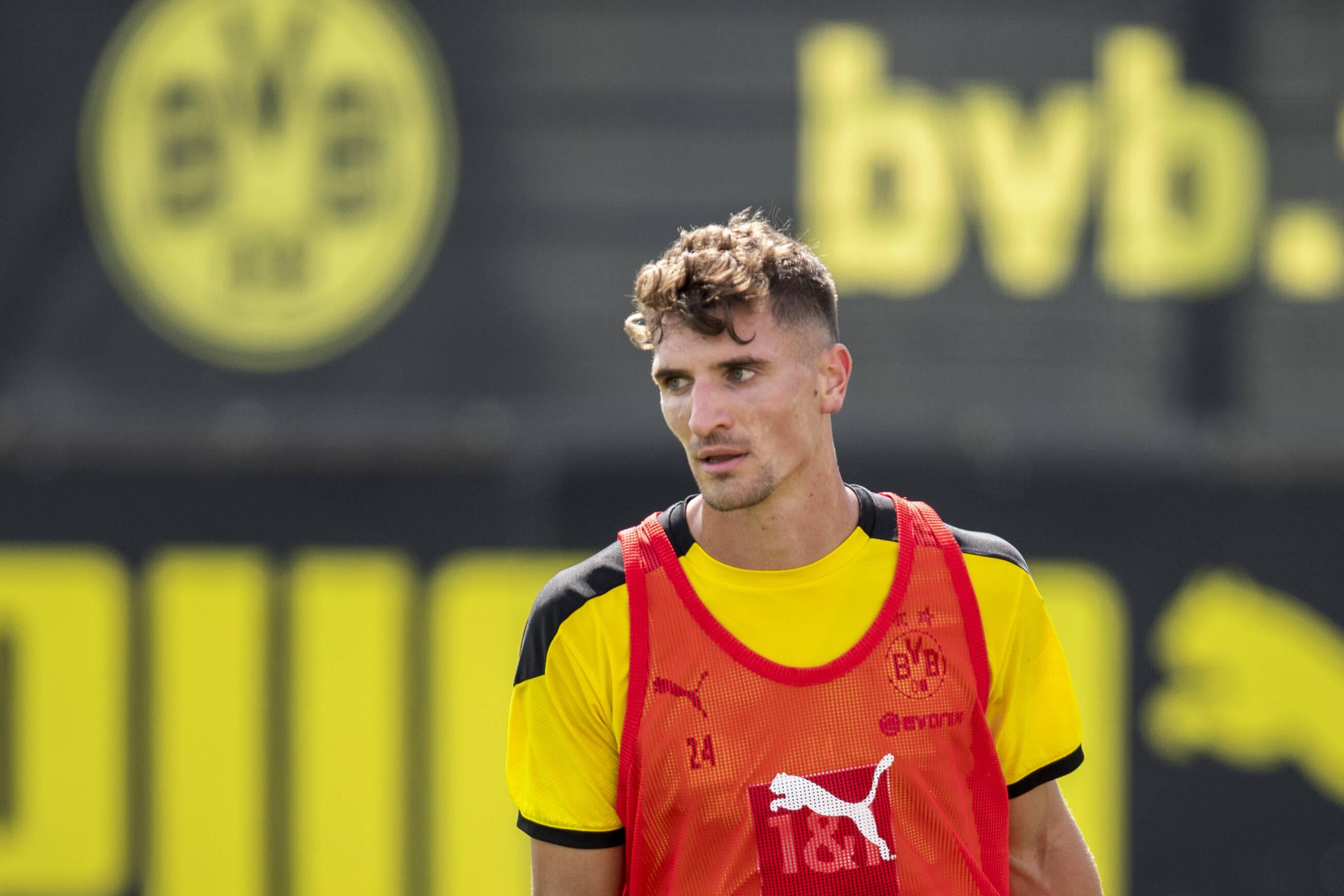 Football - Transferts - Meunier avait ... signé à Dortmund avant le 8e de finale face au PSG