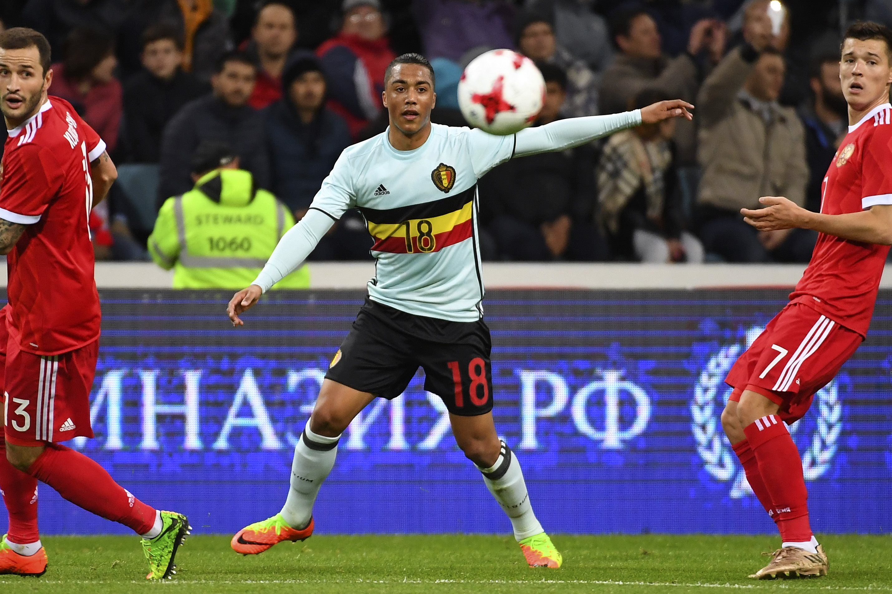 Maillot THIRD AS Monaco Youri TIELEMANS
