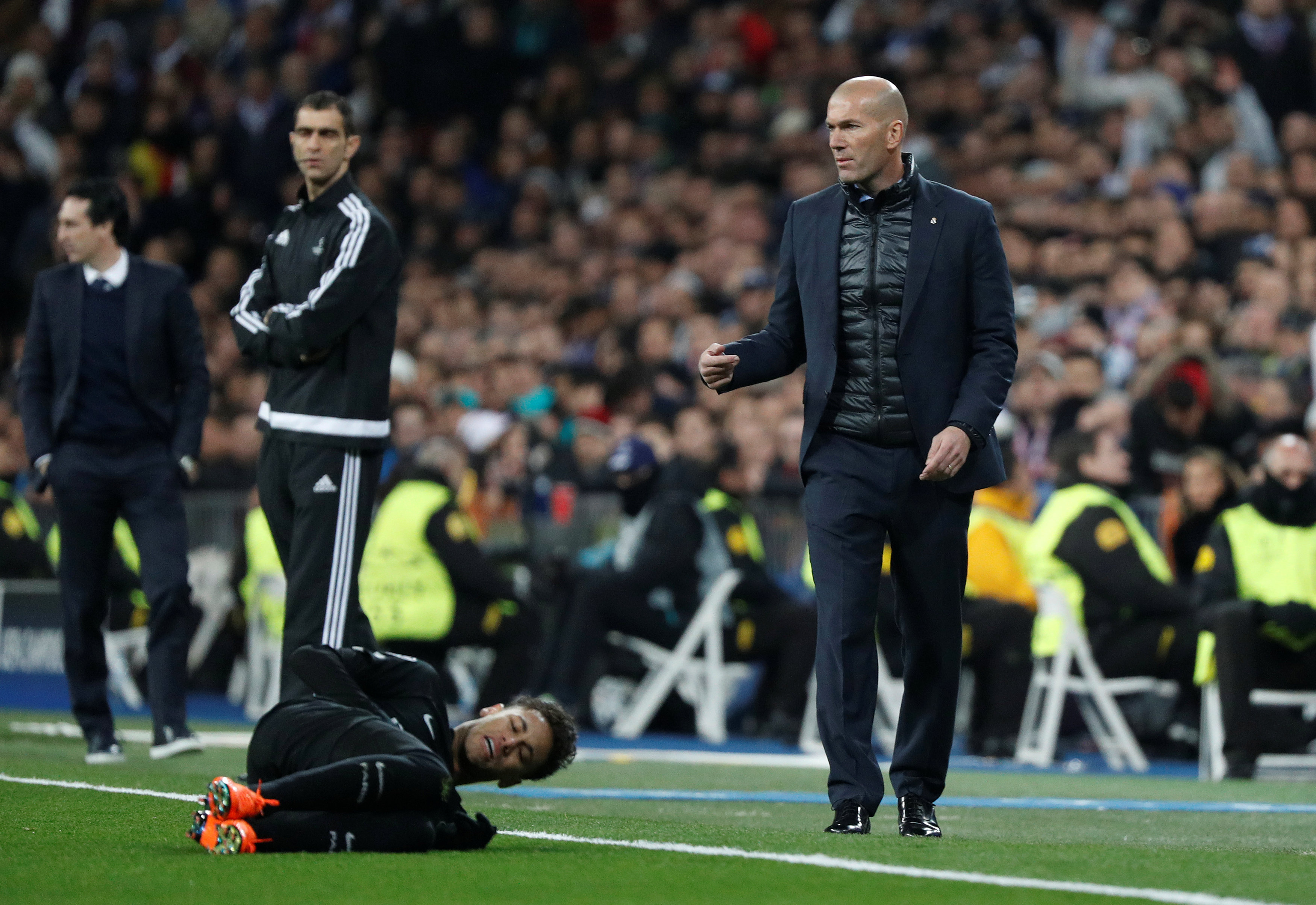 Football - Transferts - Neymar au Real Madrid ? Zidane botte (encore) en touche