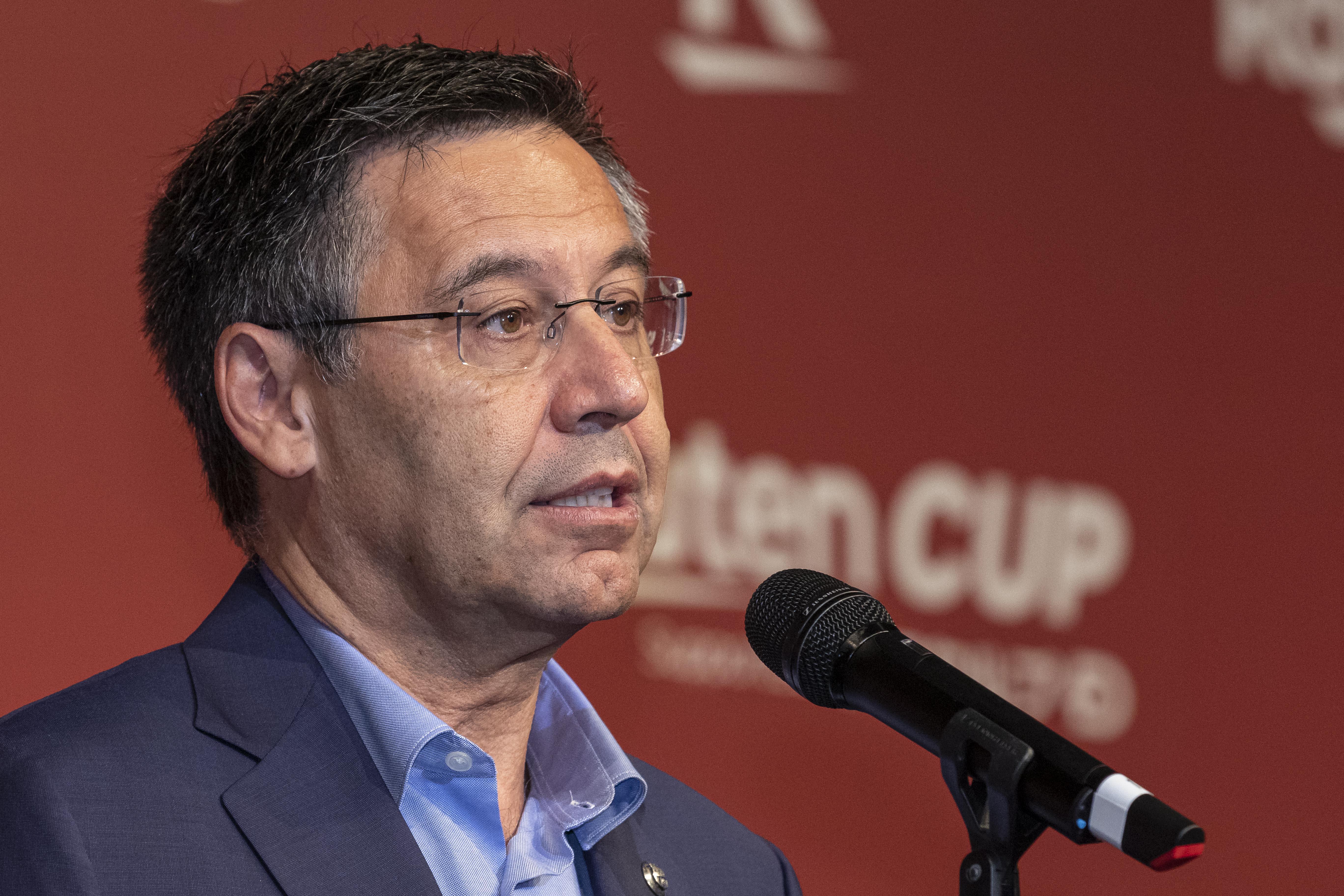Football - Transferts - Neymar «ne renforcera pas» le Barça cet hiver, selon le président du club catalan