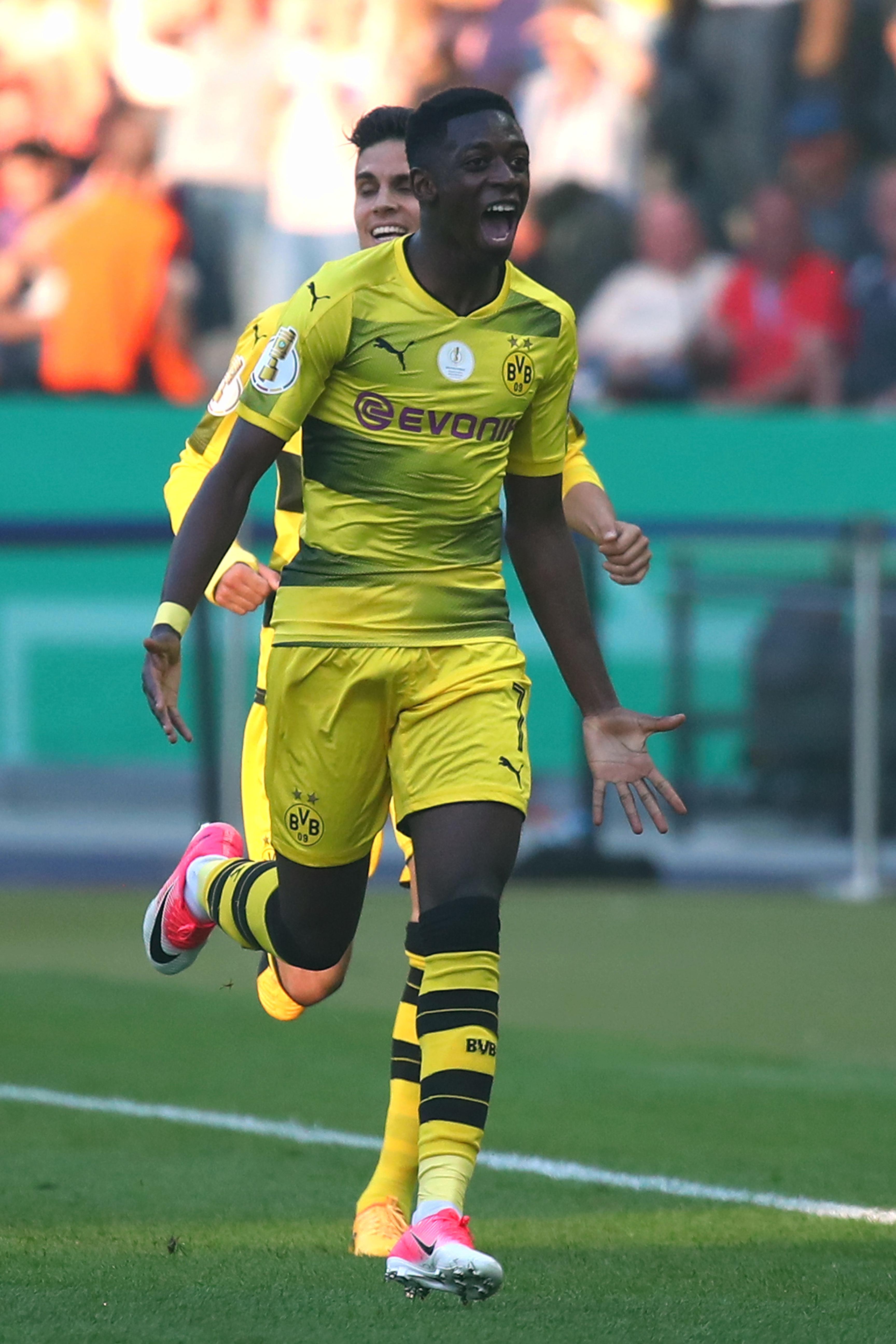 Ousmane Dembélé la nouvelle piste offensive du PSG Transferts