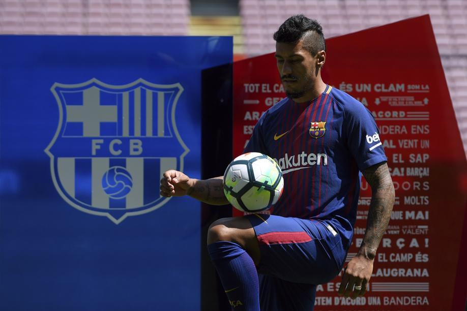 Football - Transferts - Paulinho moqué pour une série de jongles approximatifs