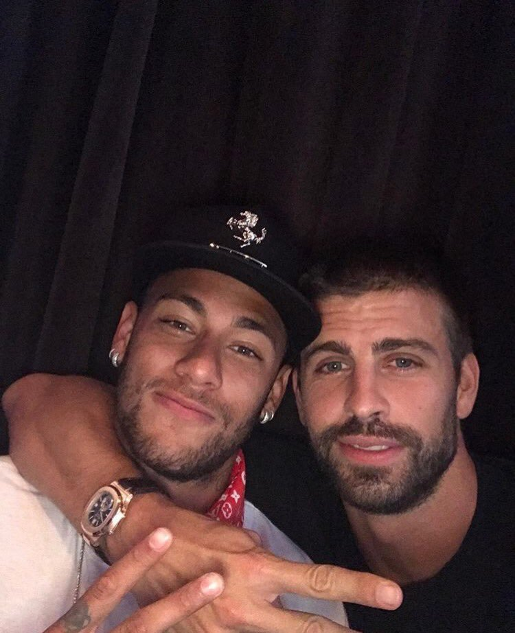 Football - Transferts - Piqué explique son tweet sur Neymar : «C'est une opinion personnelle»