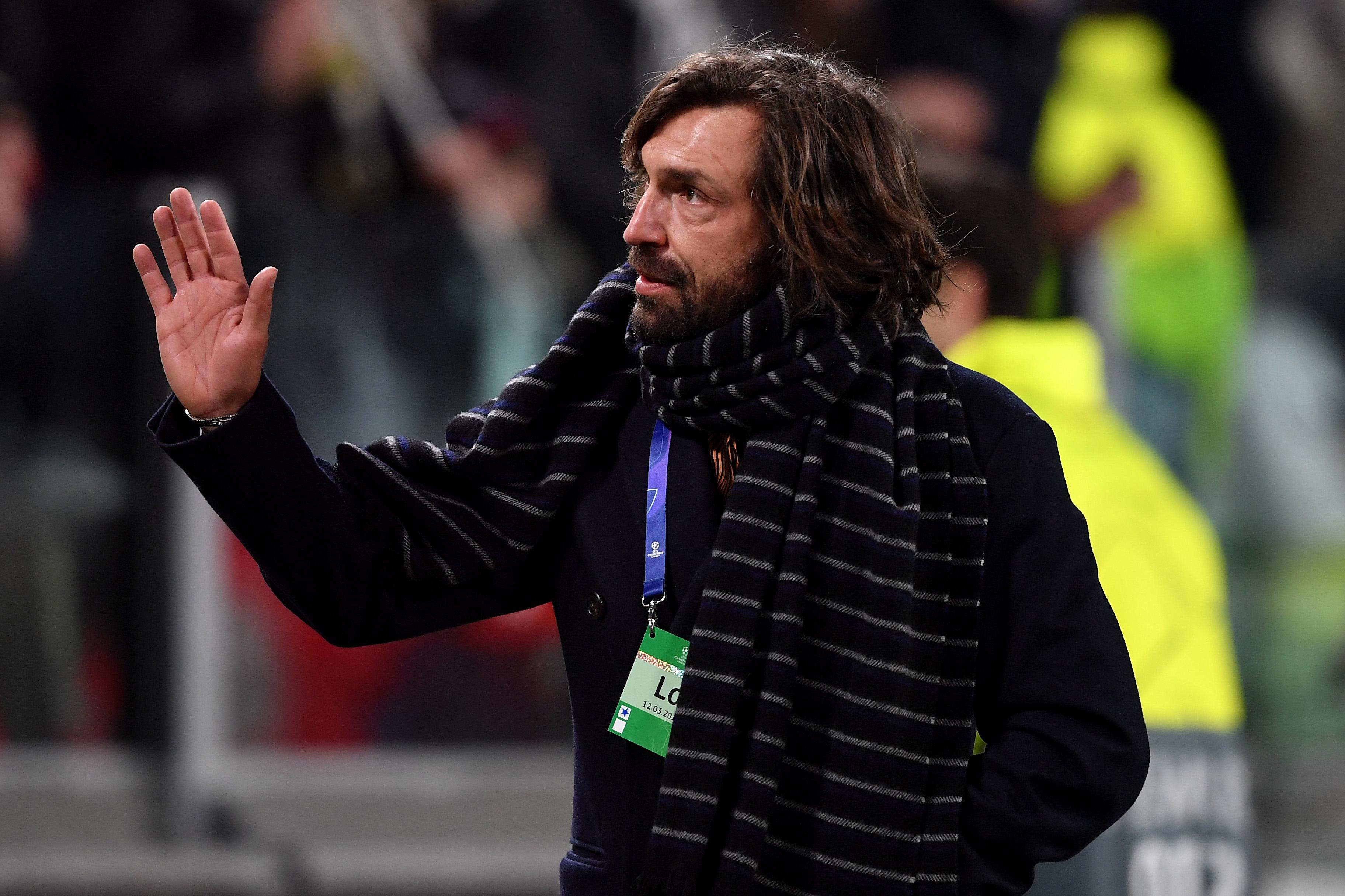 Football - Transferts - Pirlo succède à Sarri sur le banc de la Juventus Turin