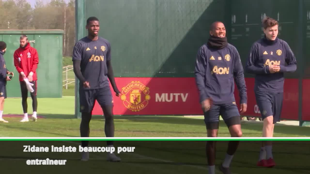 Football - Transferts - Pogba au Real Madrid ? Morientes alimente la rumeur