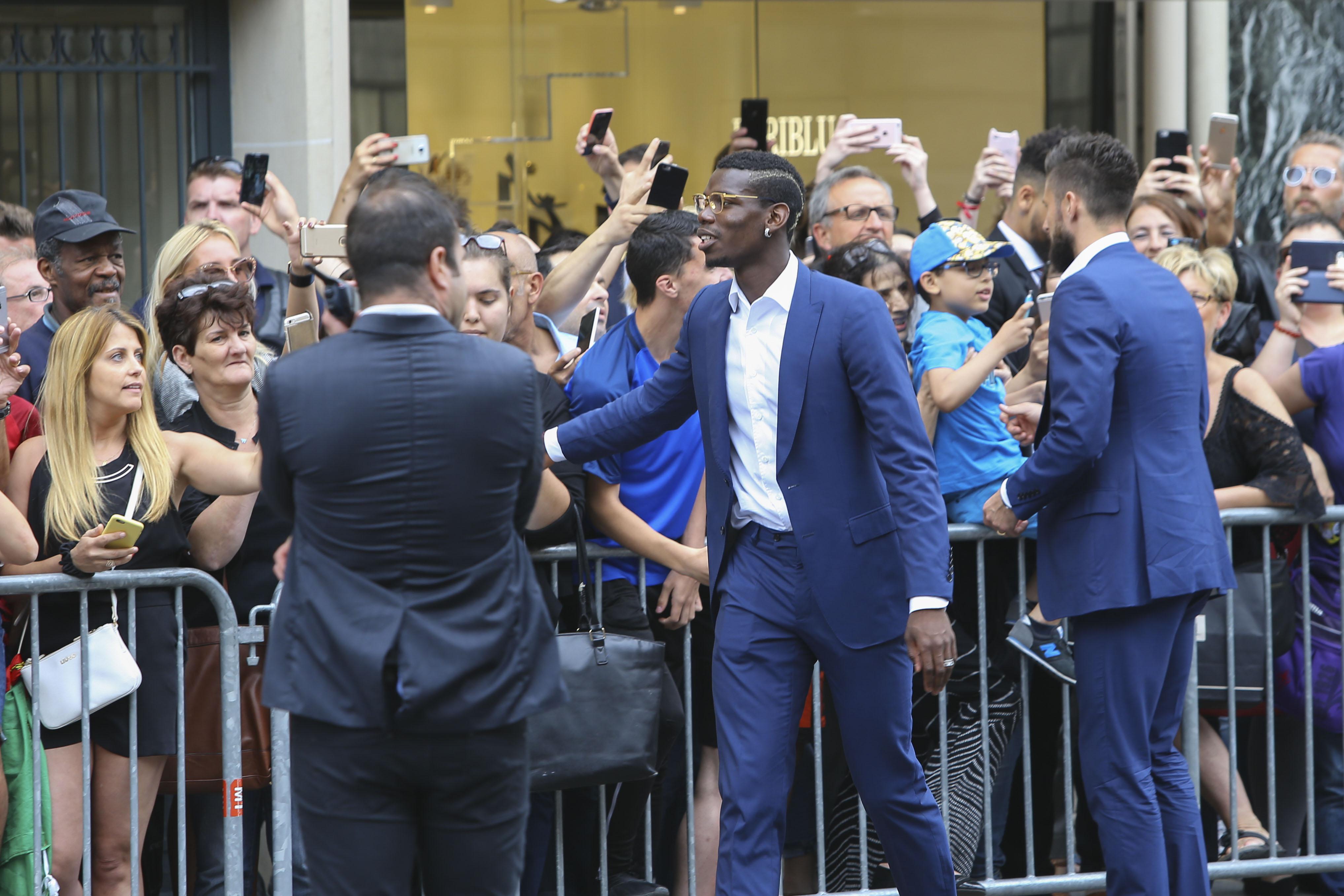 Football - Transferts - Pogba finalement cédé pour 154 millions d'euros ?