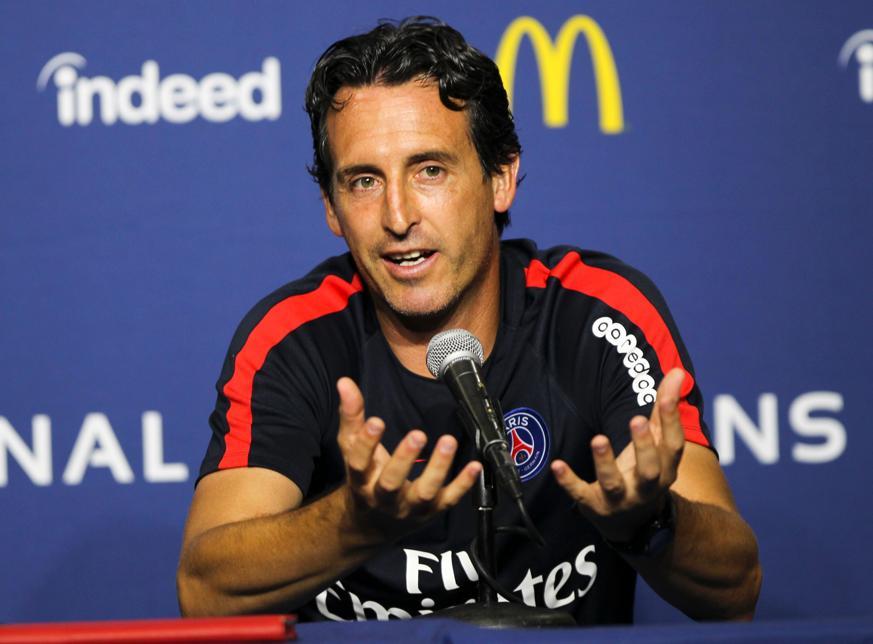 Football - Transferts - Pour Emery, Jesé est «une possibilité»