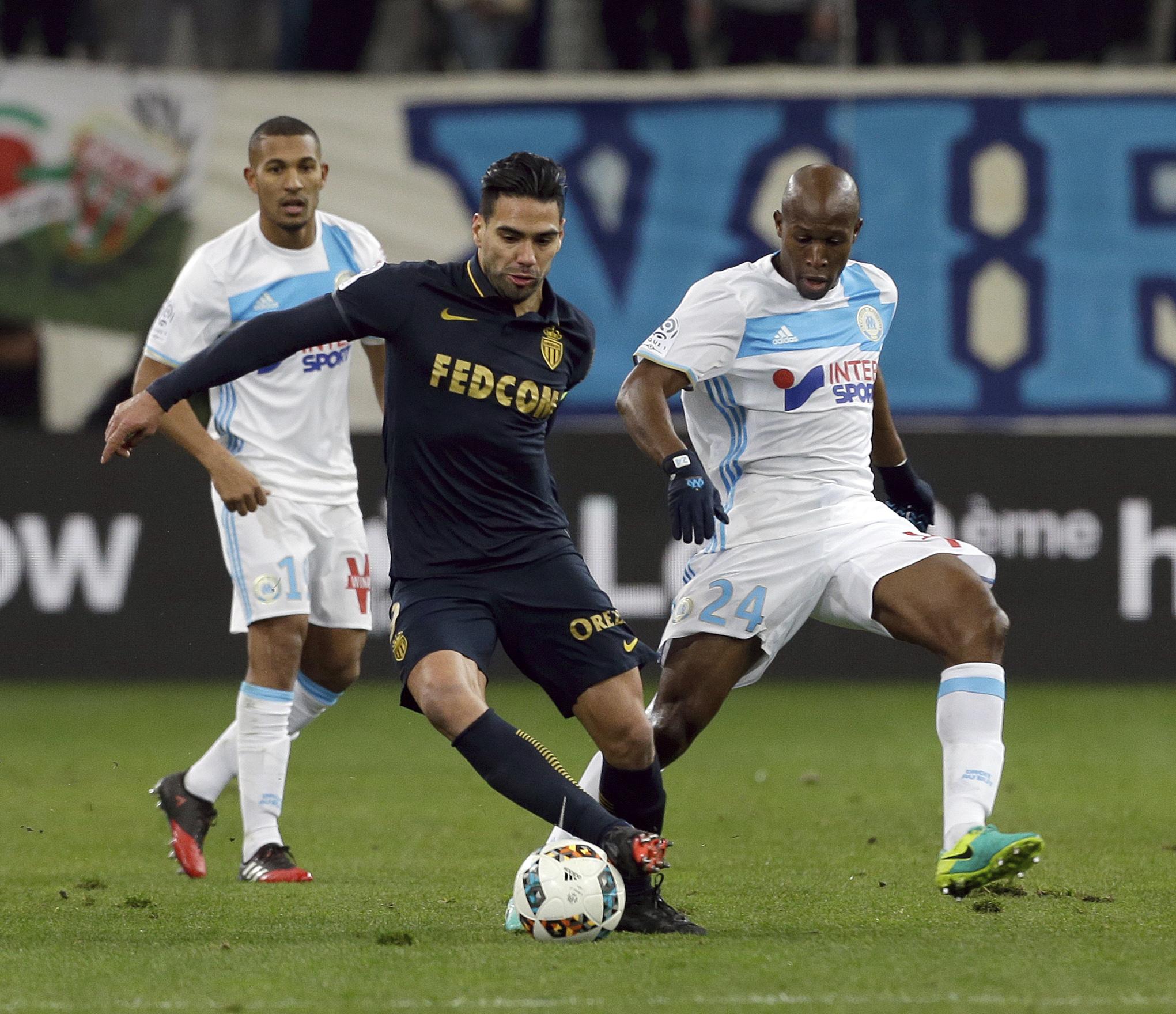 Football - Transferts - Pour l'instant, Monaco «résiste» à la Chine pour Falcao