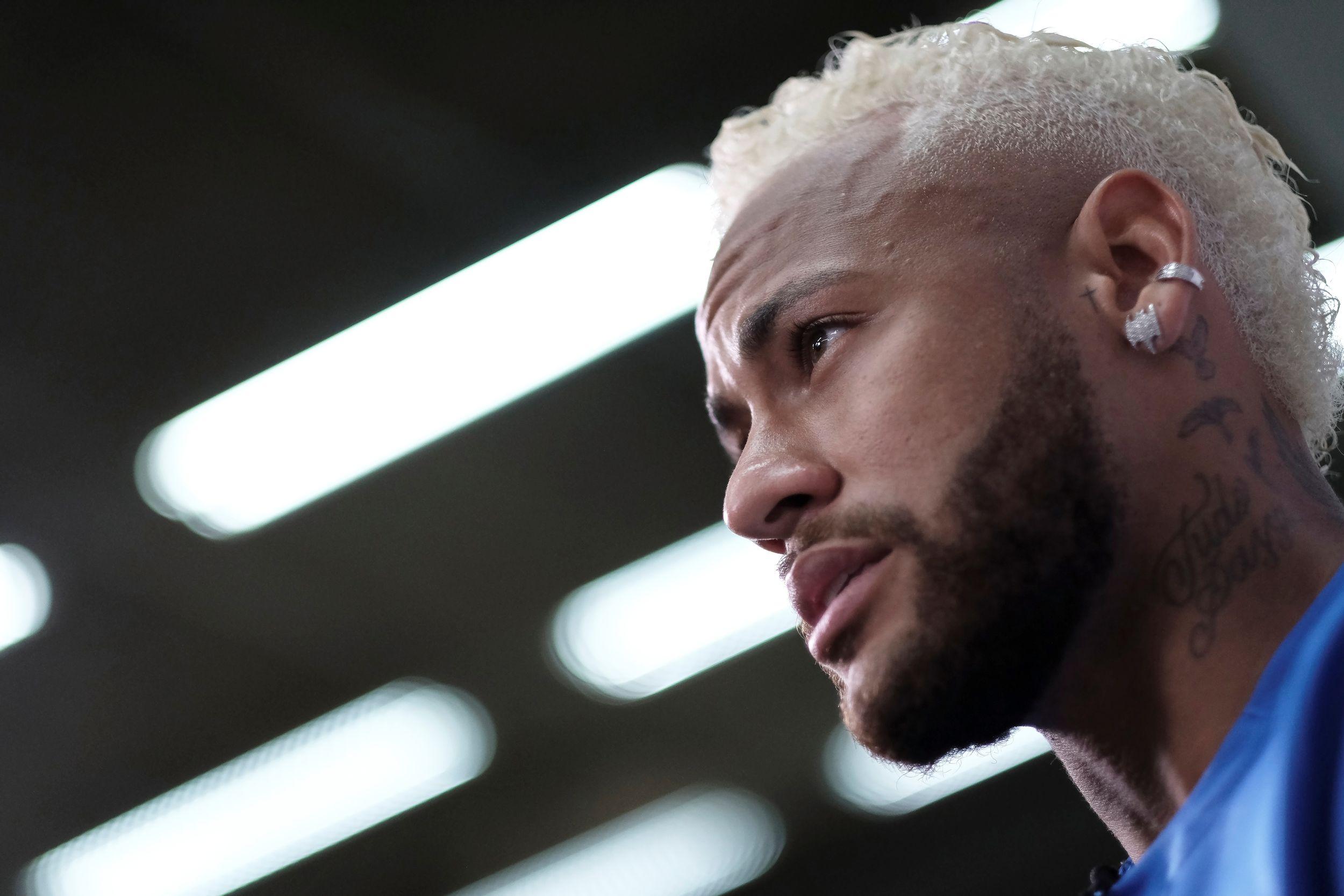 Football - Transferts - Pour l'agent Pini Zahavi, Neymar n'est «pas heureux à Paris»
