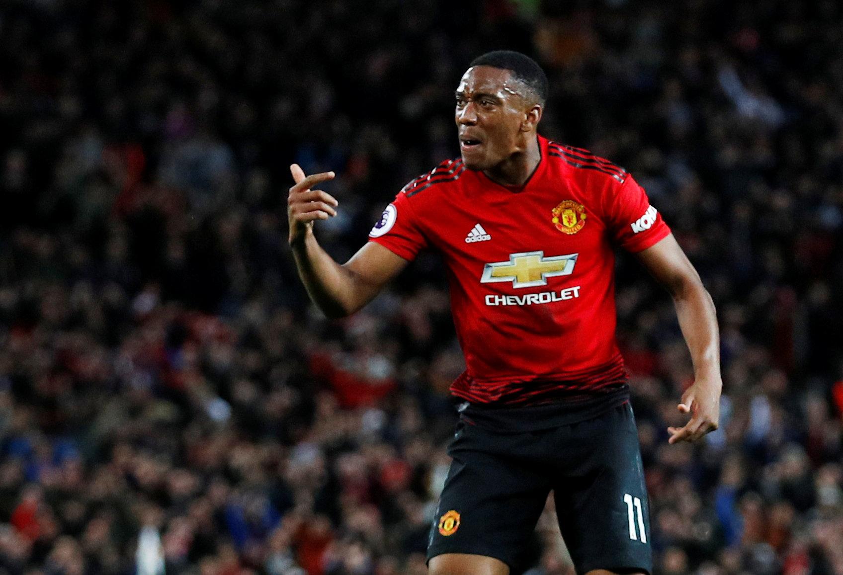 Football - Transferts - Pourquoi le dernier but de Martial avec Manchester a rapporté 10 M€ à Monaco