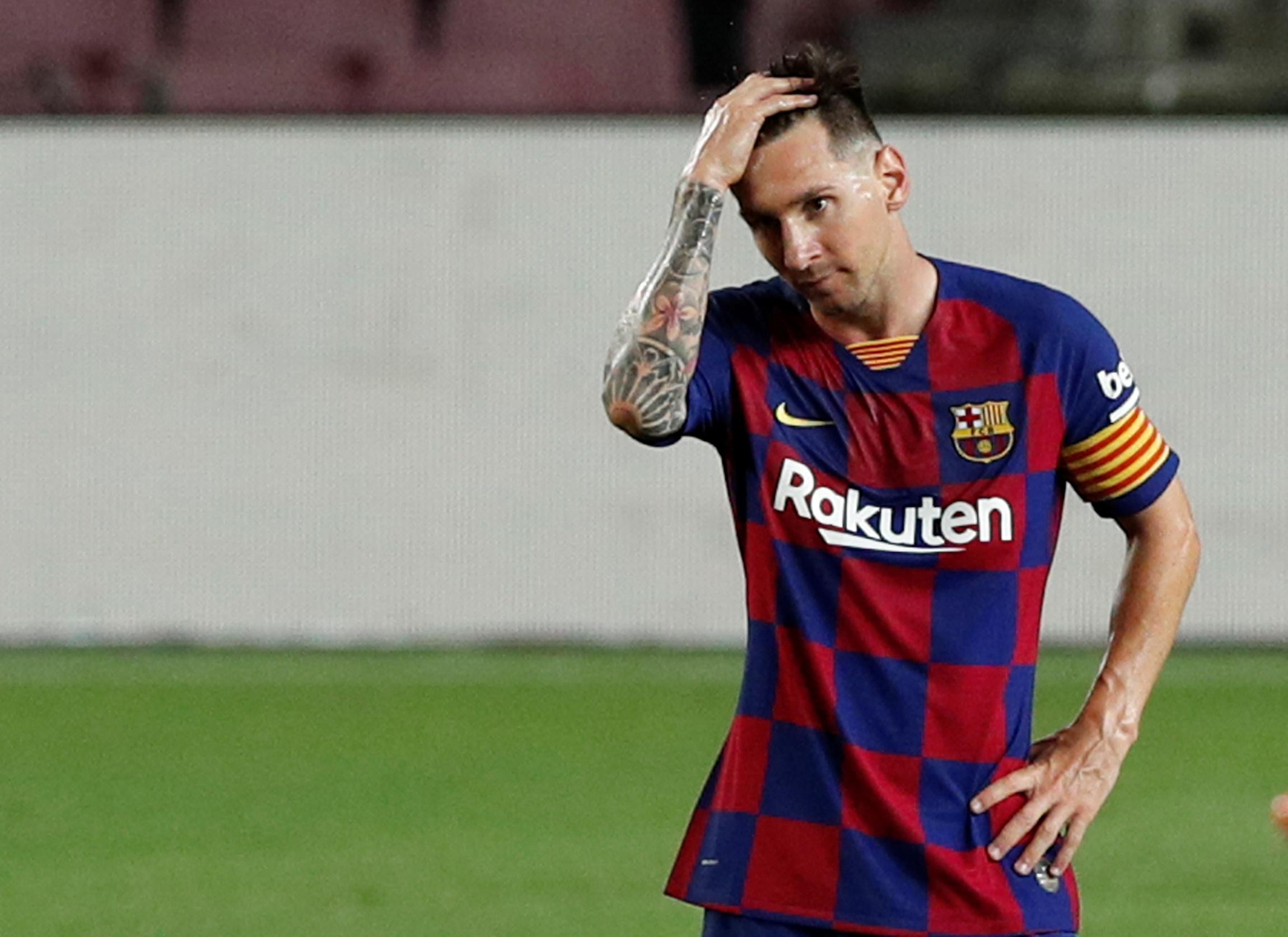 Football - Transferts - FC Barcelone: Pourquoi Messi menace (vraiment) de partir