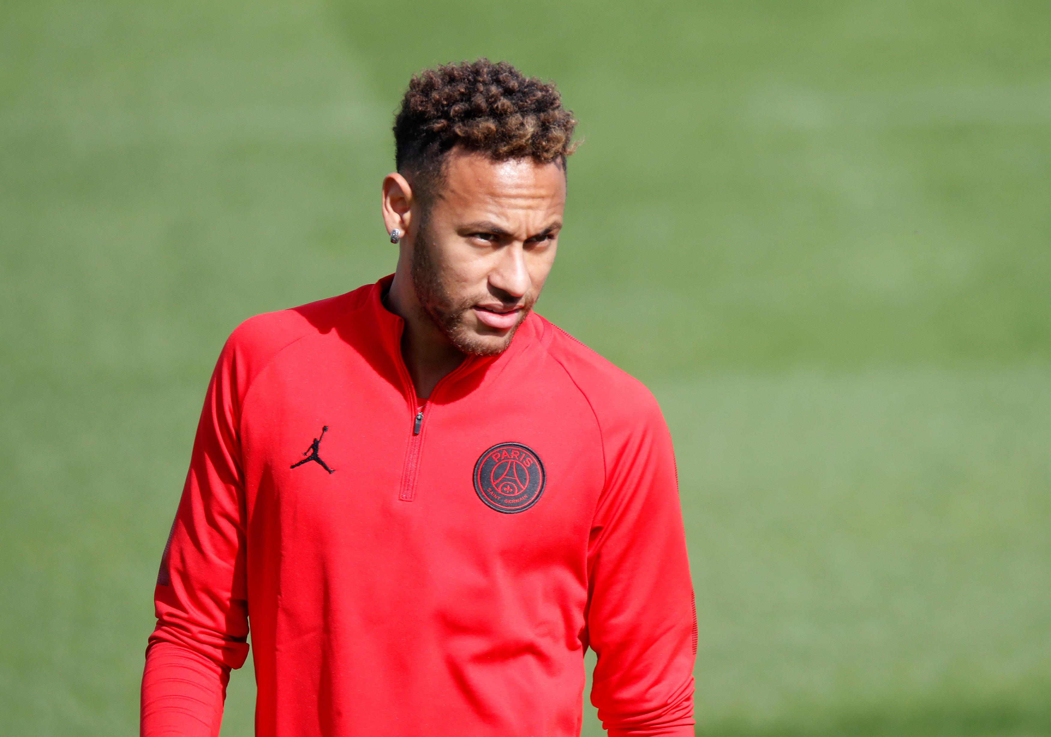 Football - Transferts - PSG : après la polémique, Neymar (enfin) de retour à l'entraînement