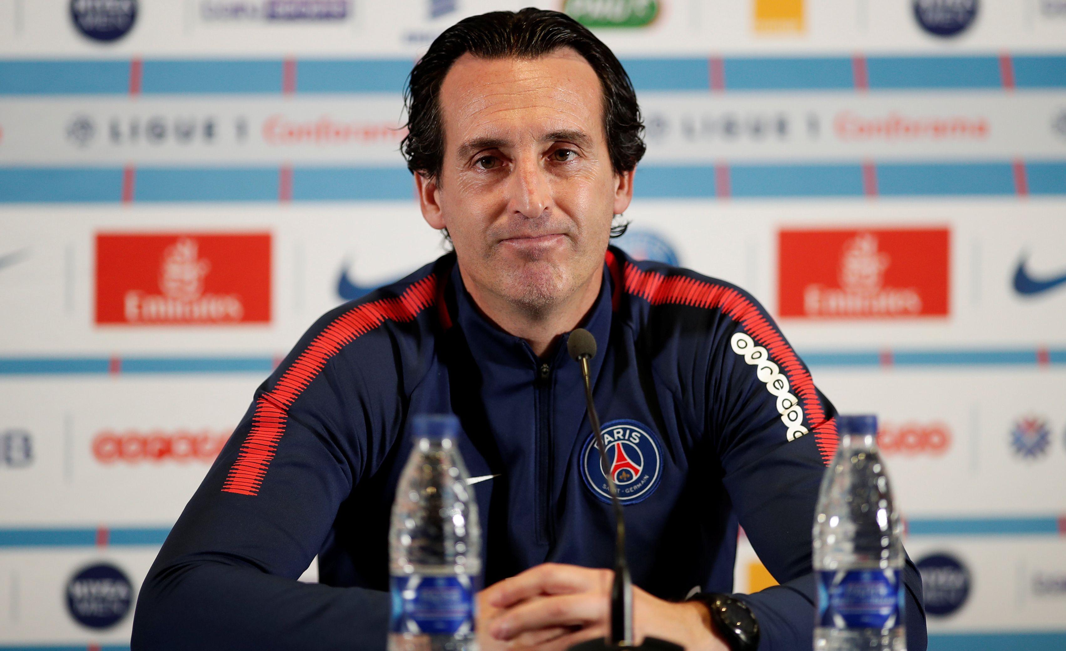 Football - Transferts - PSG : Emery veut un milieu défensif au mercato