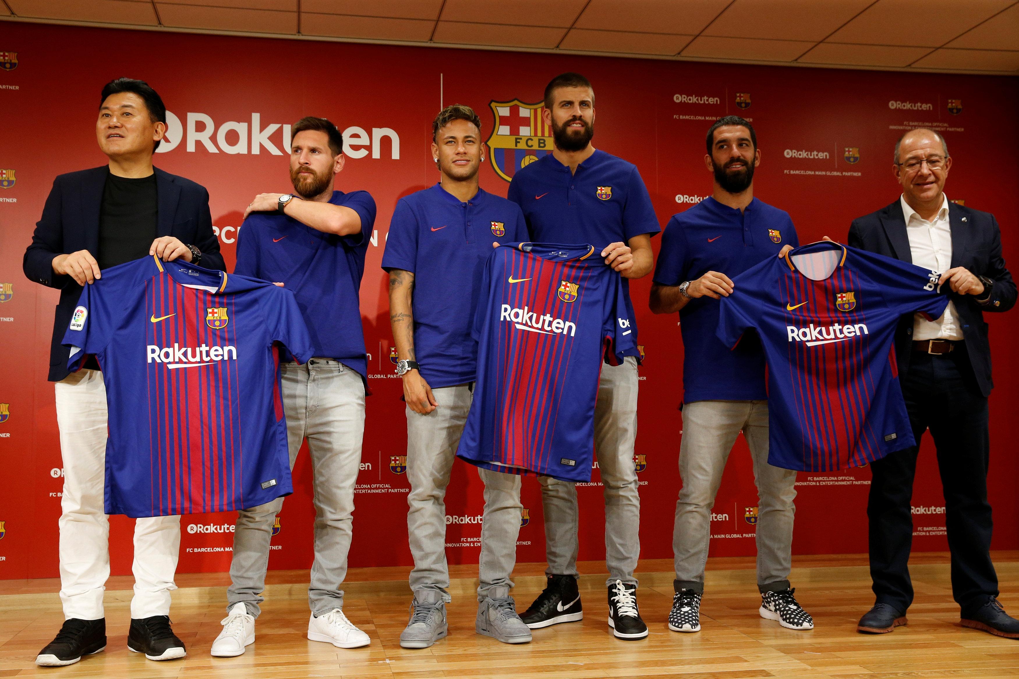 Football - Transferts - PSG : Neymar aurait informé ses coéquipiers du Barça de ses intentions