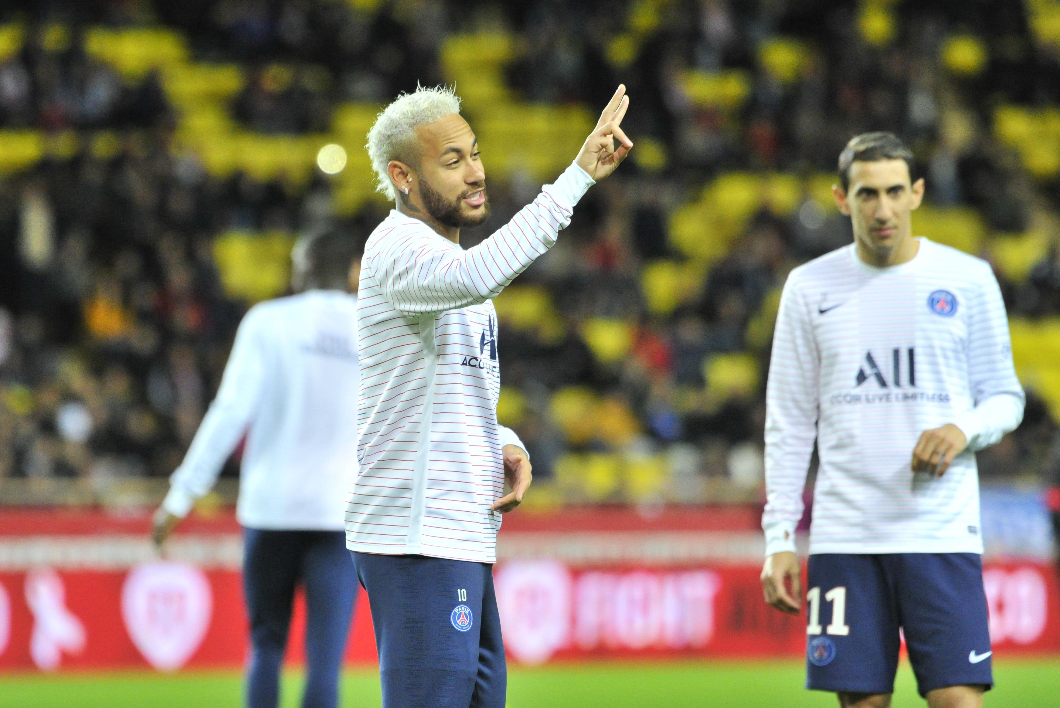 Football - Transferts - PSG : Neymar toujours plus ouvert à l'idée de rester