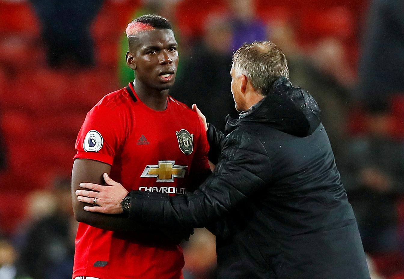 Football - Transferts - Raiola sur Pogba : «Il veut remporter des titres, et il aimerait que ce soit avec Manchester United»