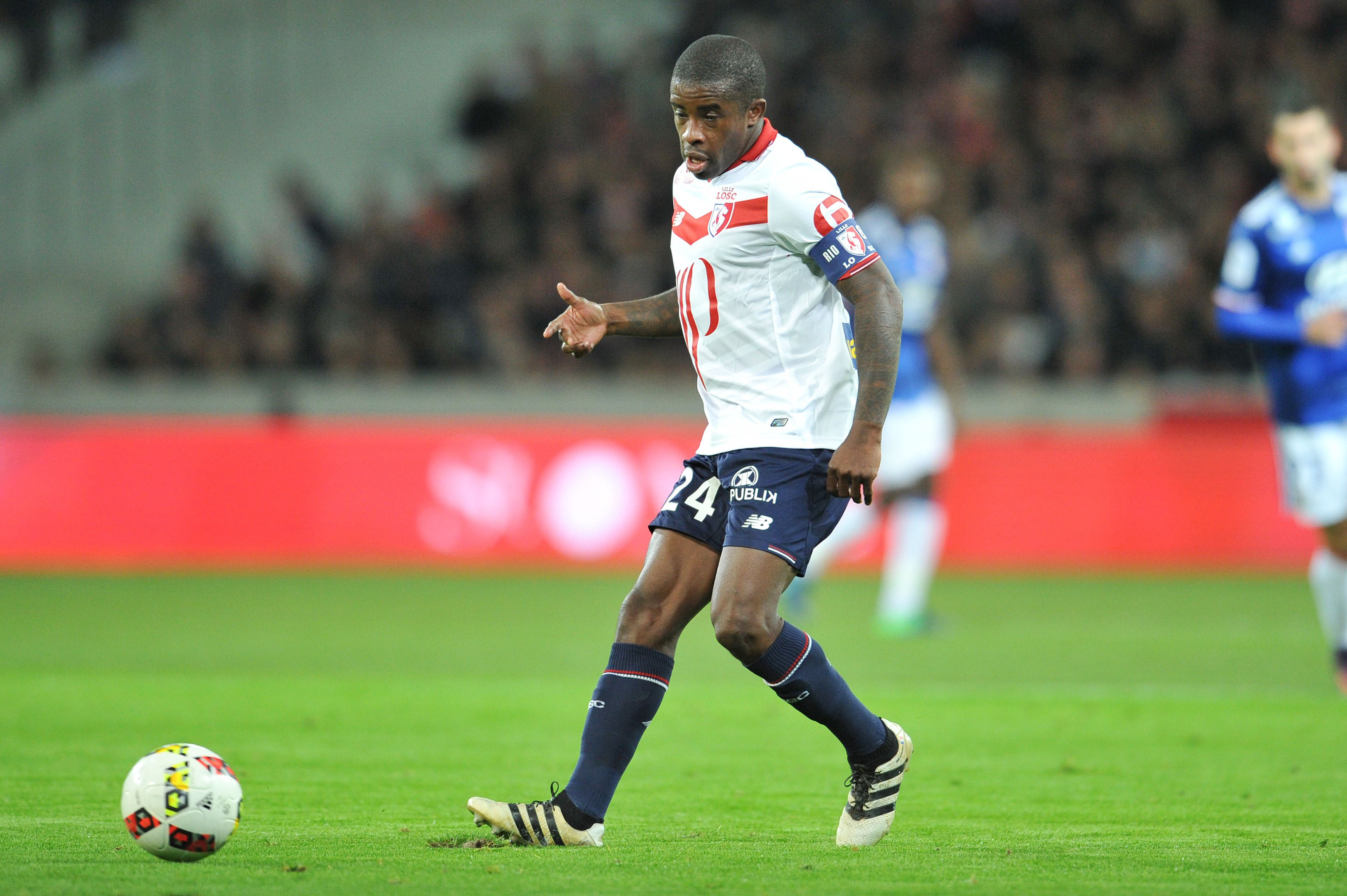 Football - Transferts - Rio Mavuba quitte Lille… pour mieux y revenir