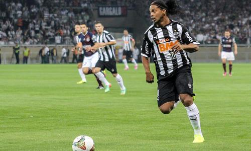 Ronaldinho sur le marché !