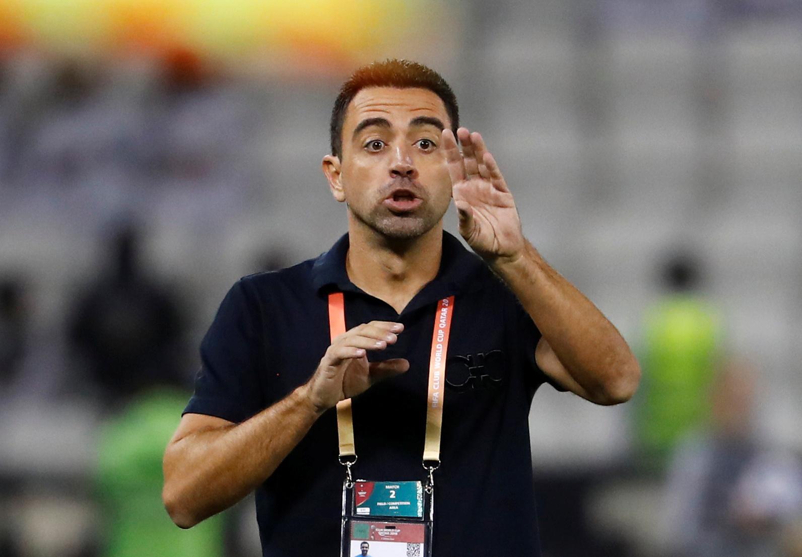 S'il «rêve» d'entraîner le Barça, c'était «trop tôt» pour Xavi