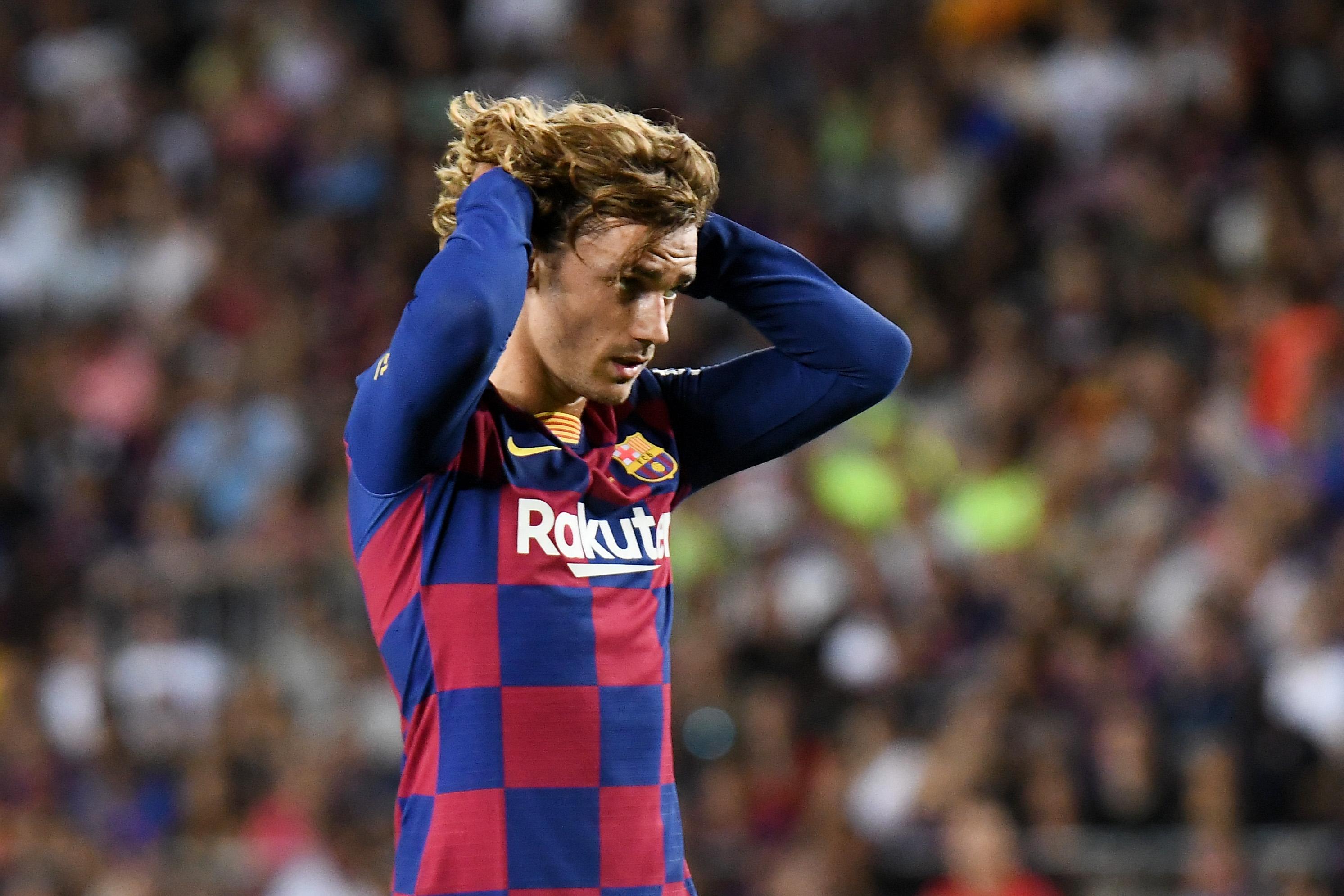 Football - Transferts - Transfert de Griezmann : le mail secret qui pourrait couler le Barça