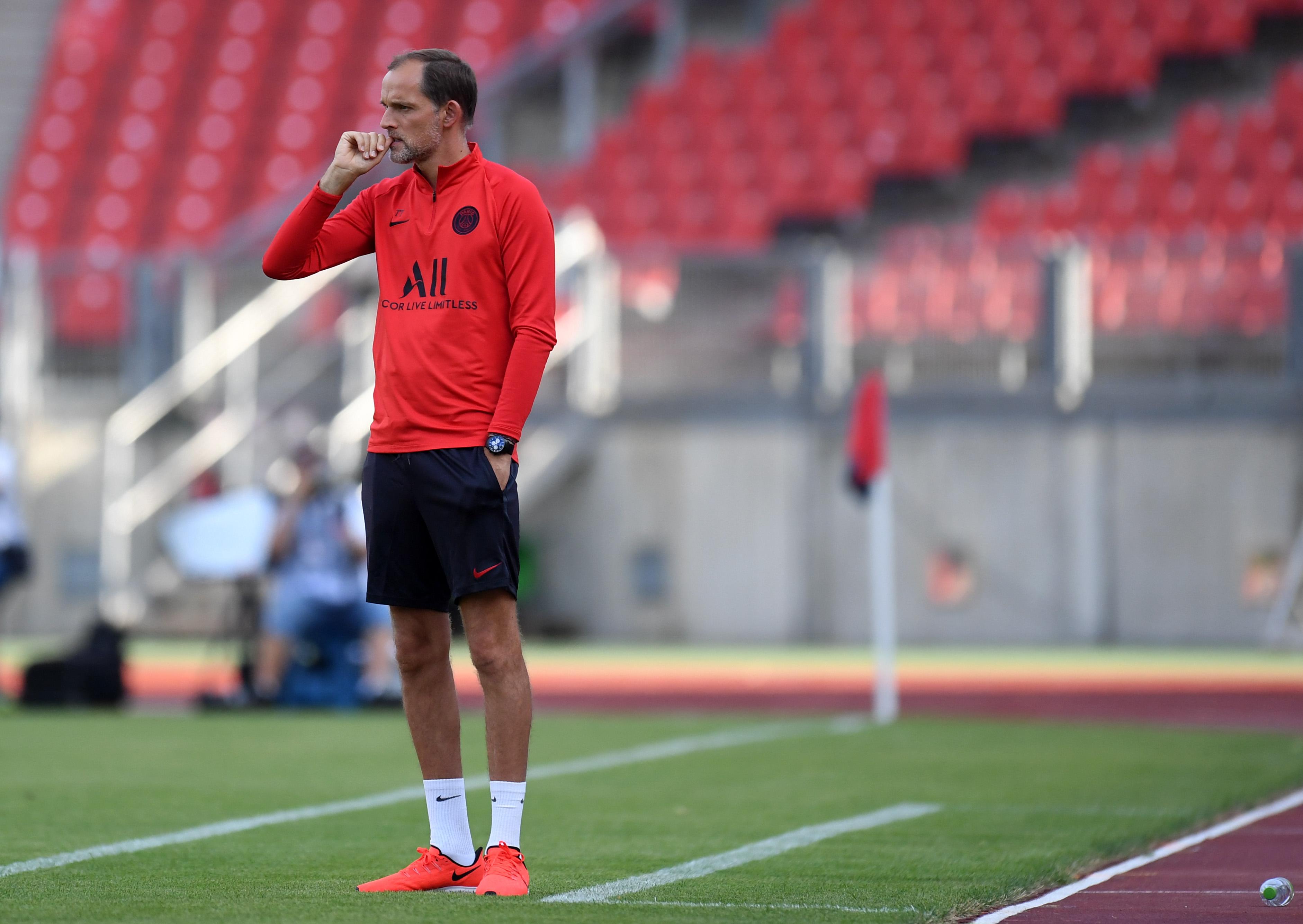 Football - Transferts - Tuchel : «N'importe quel entraîneur voudrait Neymar dans son équipe»