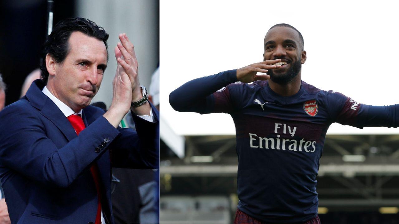 Football - Transferts - Unai Emery voulait recruter Alexandre Lacazette au PSG