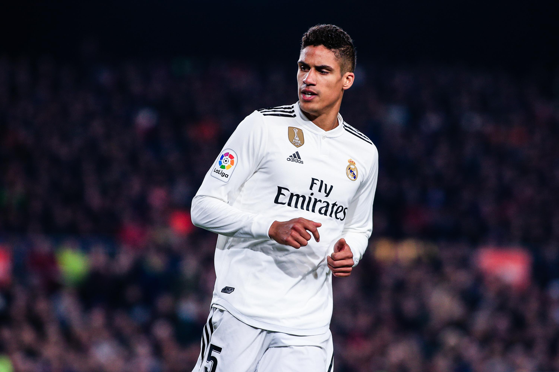 Football - Transferts - Varane met fin aux rumeurs: «Je vais rester au Real Madrid»