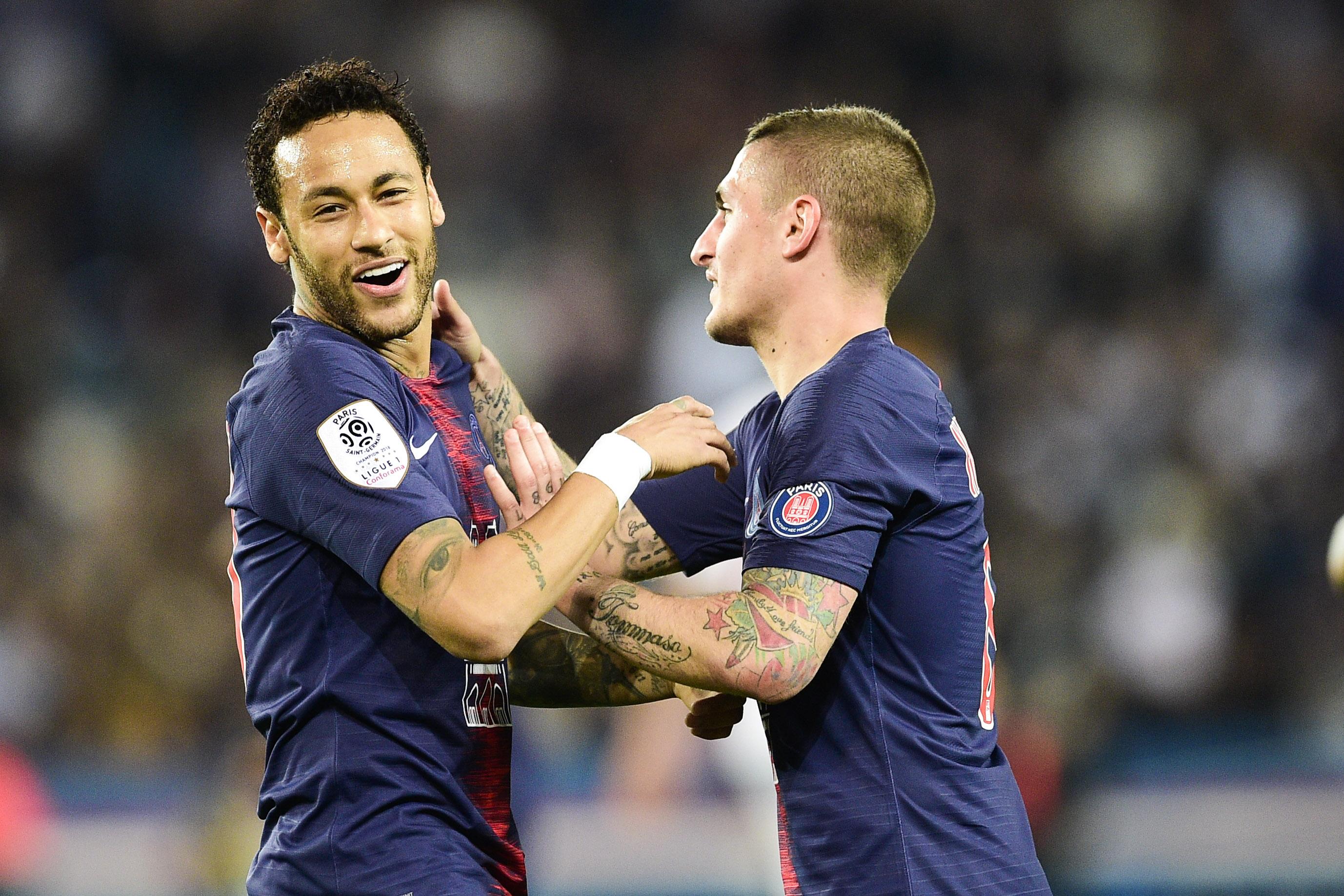Football - Transferts - Verratti et le cas Neymar : «Il ne faut pas retenir un joueur qui veut partir»