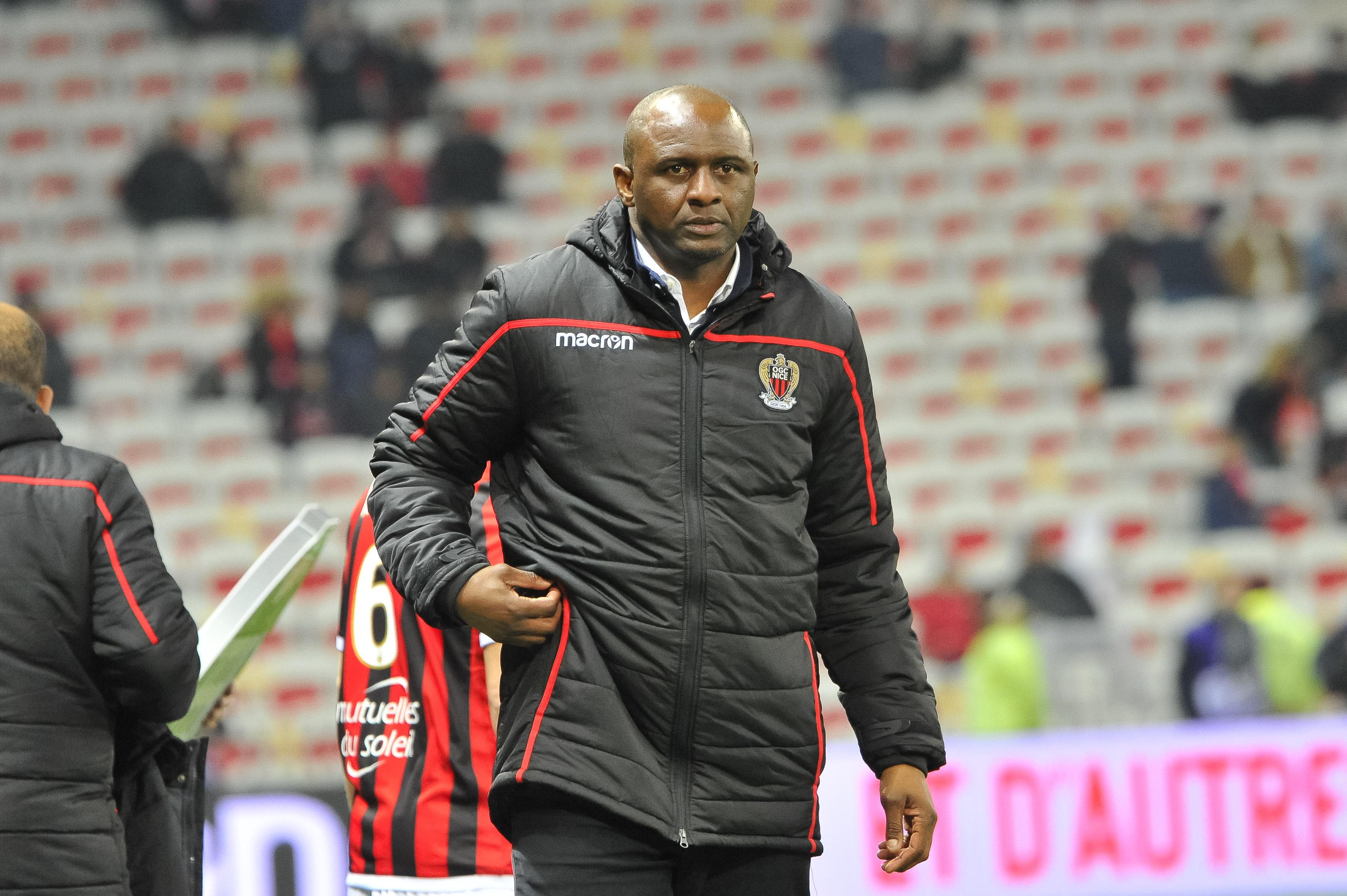 Football - Transferts - Vieira dément les rumeurs de départ à Lyon : «Je trouve ça malsain et déplacé»