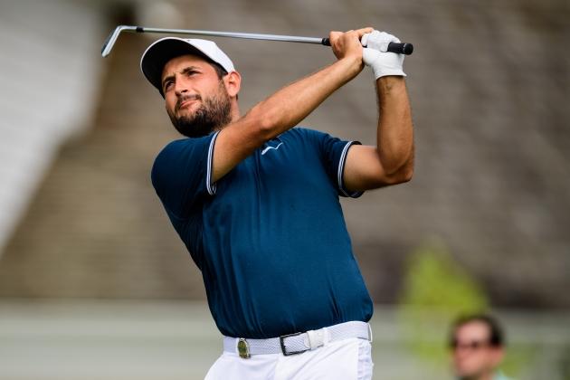 Golf - Alexander Levy en duel avec les stars du circuit américain