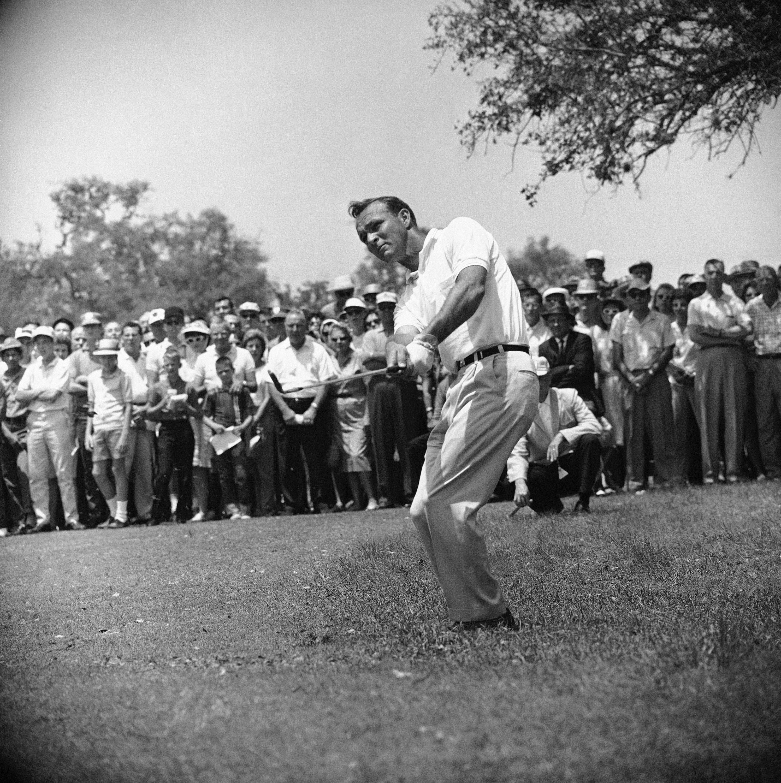 Golf - Comment Arnold Palmer a révolutionné le golf