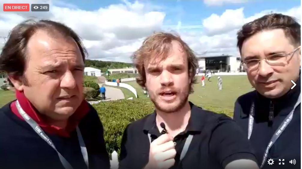 Golf - EN DIRECT de l'Open de France de Golf