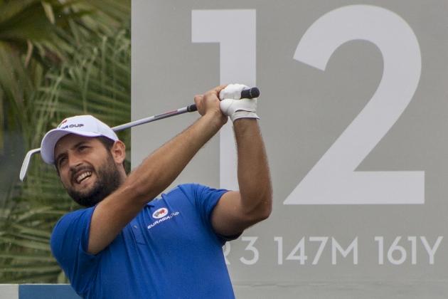 Golf - EurAsia Cup : L'Europe conserve son titre, Levy marque un bon point