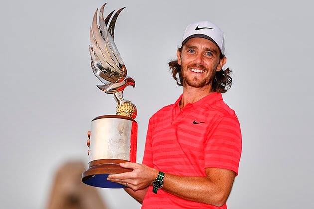 Golf - European Tour : Tommy Fleetwood conserve son titre à Abu Dhabi