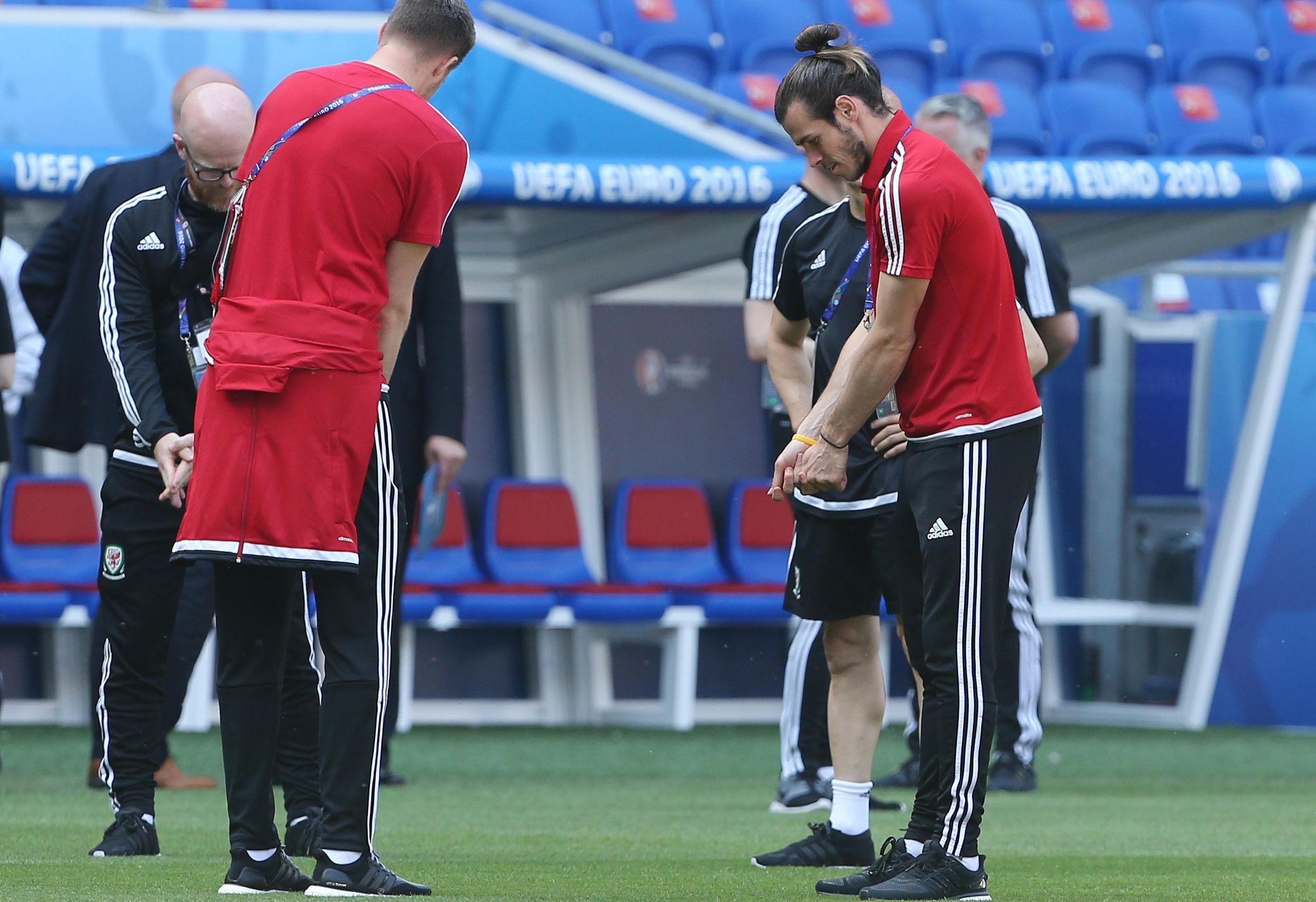 Golf - Gareth Bale, la tête au golf plutôt qu'au Real Madrid