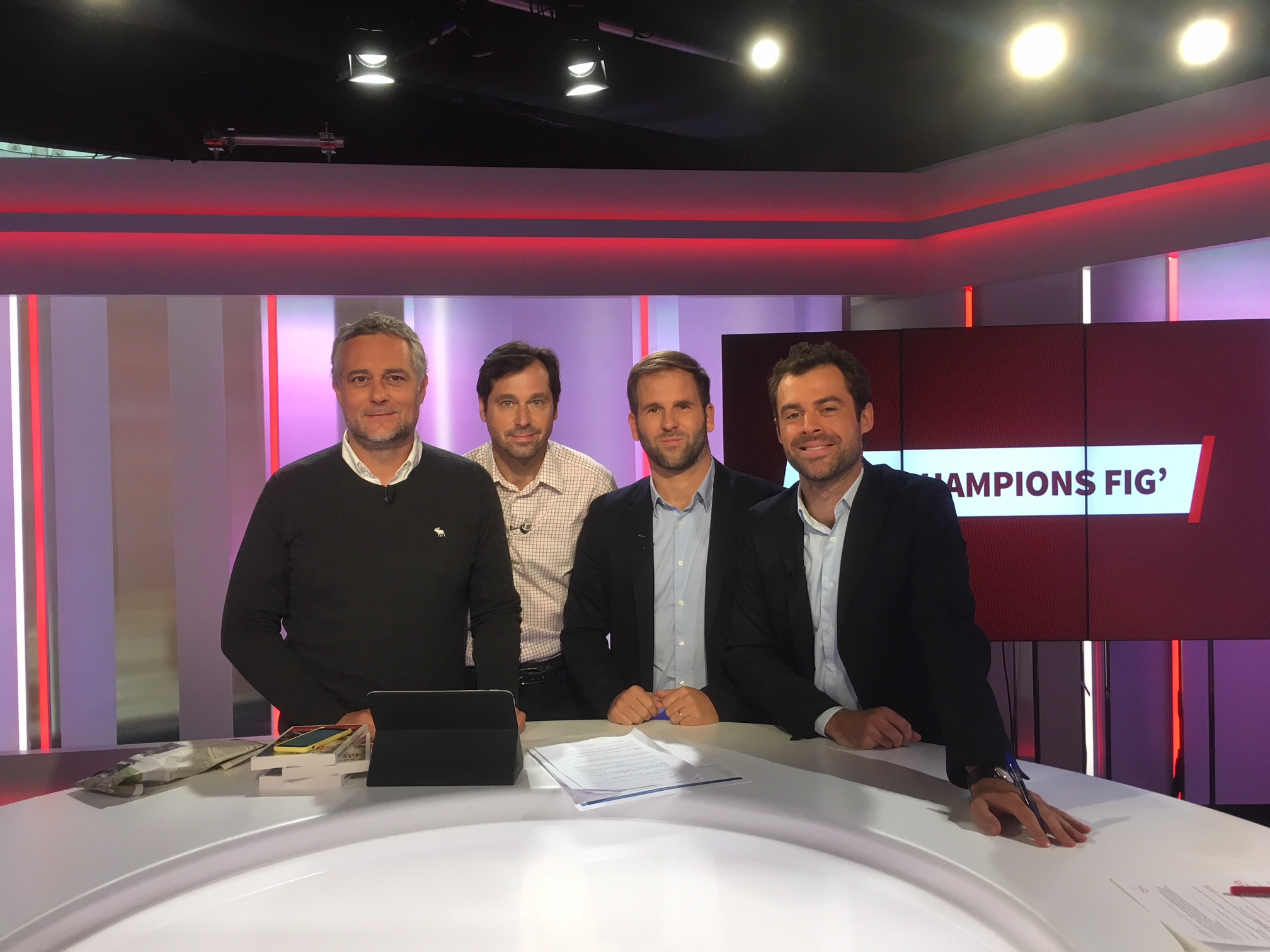 Golf - Golf, Rugby, Foot : l'actualité sport dans Champions Fig'