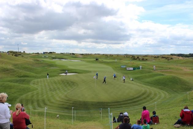 Golf - HNA Open de France : Suivez le tournoi en DIRECT