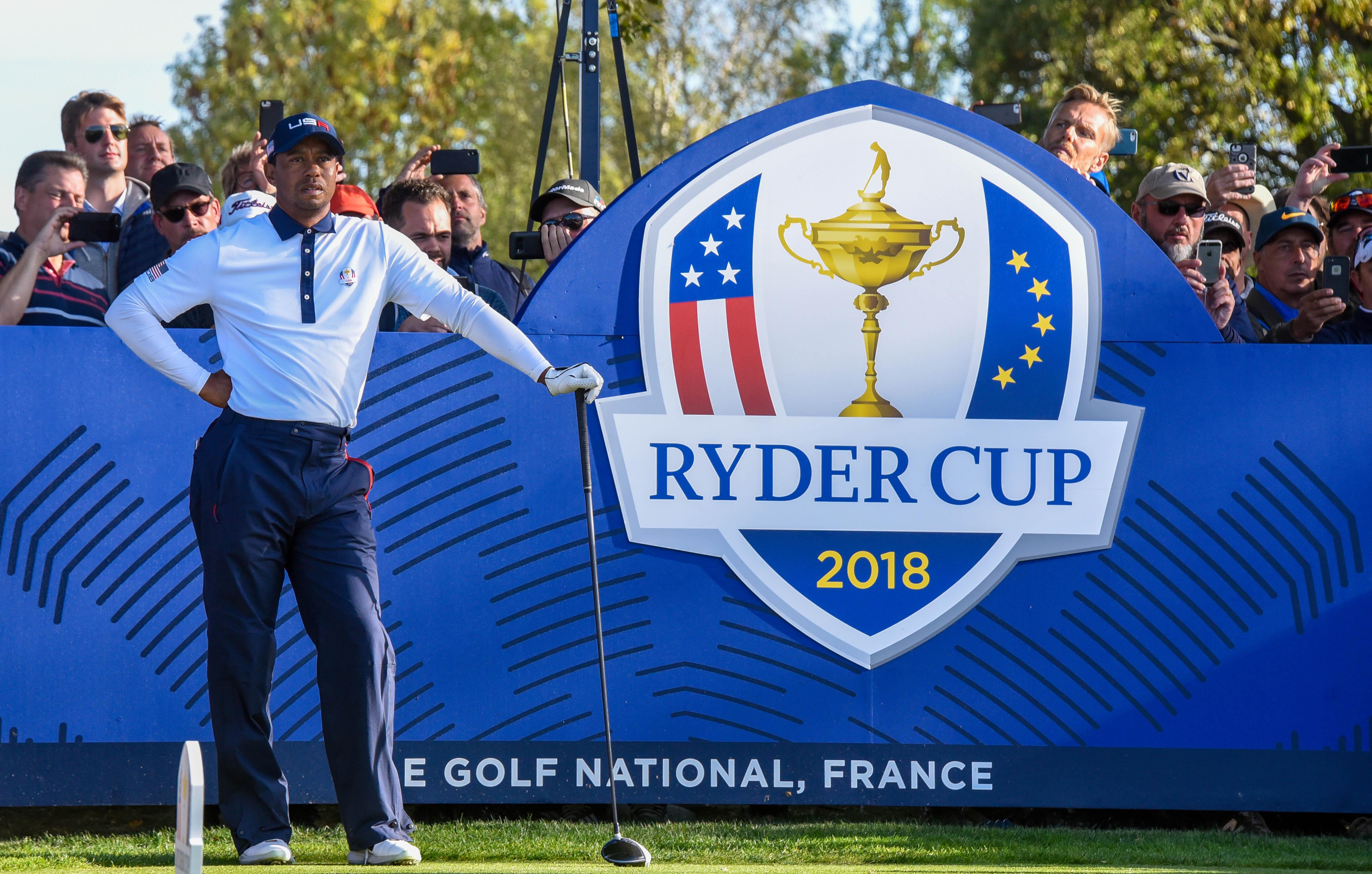 Golf - Ils nous ont agacés en 2018 (4/7) : Tiger Woods a joué sa pire Ryder Cup en France