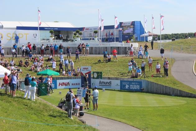 Golf - Le 2e tour de l'Open de France de golf en direct