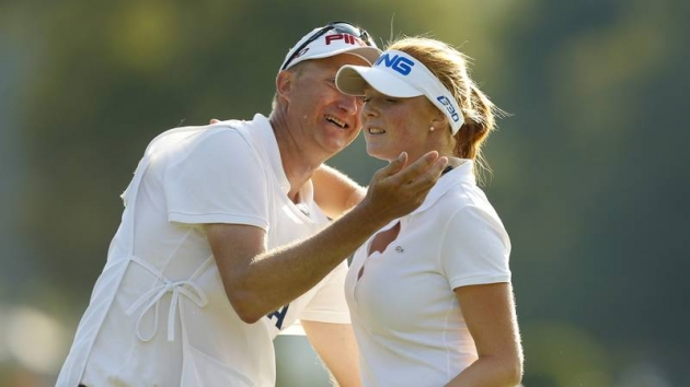 Golf - Mathilda Cappeliez : «Je ne veux pas rester en Europe…»
