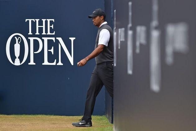 Golf - Open britannique : Tiger Woods rugit encore