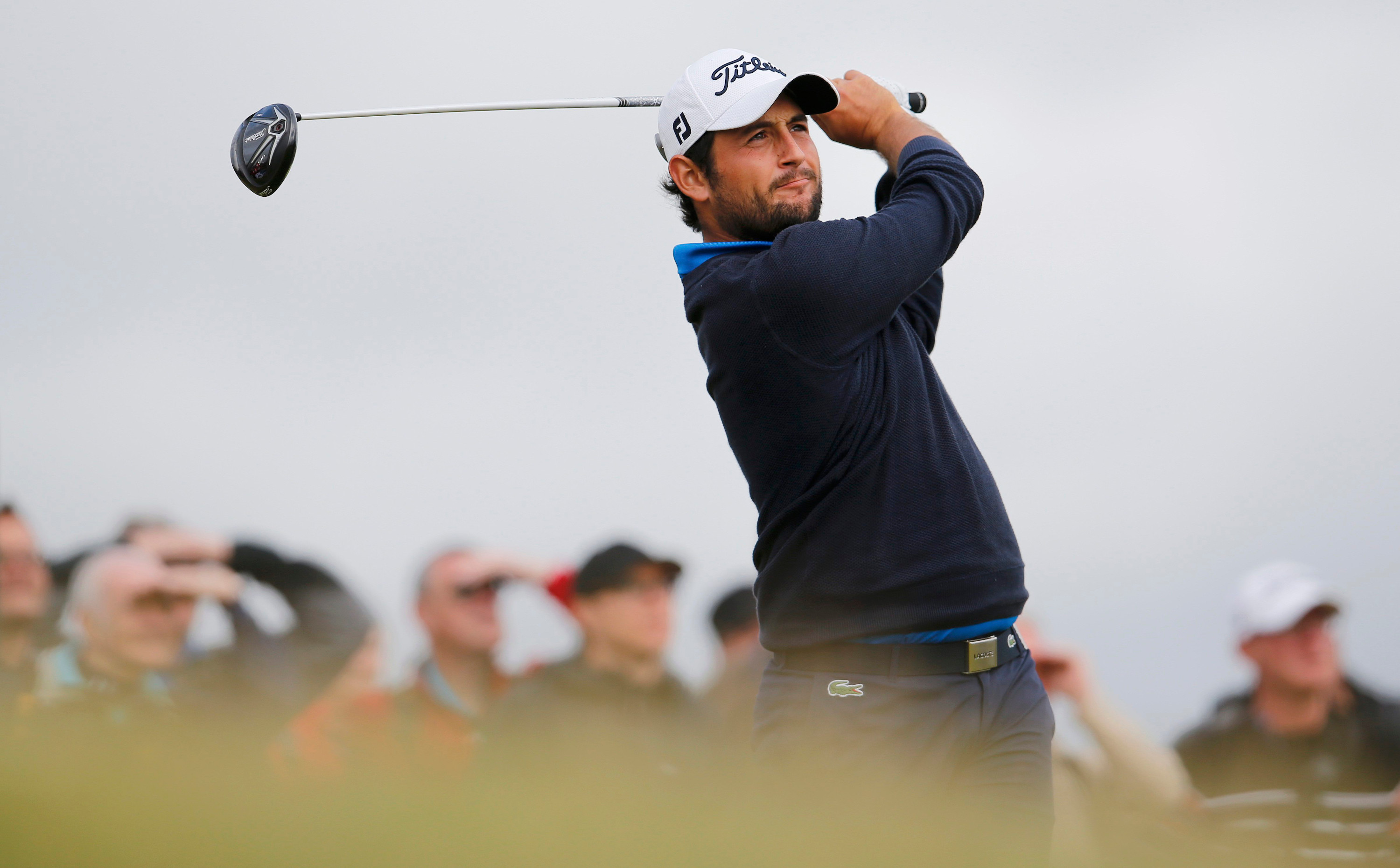 Golf - Porsche European Open : Alex Levy leader avant le dernier tour
