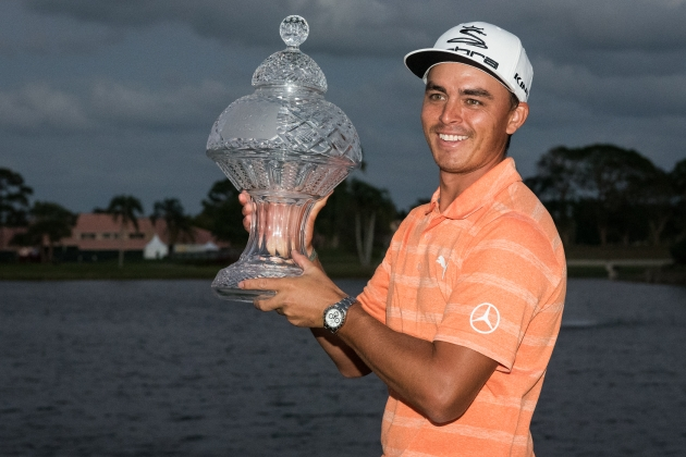 Golf - Rickie Fowler finit le boulot